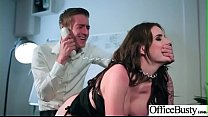 Hardcore Bang With Office Naughty Busty Girl (Marie Clarence) video-14