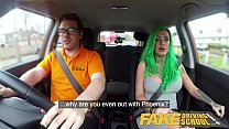 5595 Fake Driving School Busty learner is wet and horny for instructors cock preview