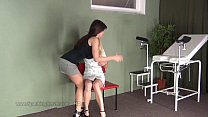 Caprices spanking by Mrs. Doctor. thumbnail