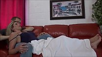 Step Mother & Son Spend Quiet Summer Night Together - Cory Chase - Family Therapy - Preview