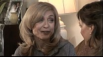 Lesbian Daydreams 3 -s1- Mia Presley and Nina Hartley thumbnail