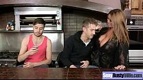 Intercorse On Camera With Gorgeous Mature Busty Lady (kianna dior) video-21