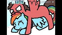Banned From Equestria Daily Rainbow Dash Scene ...