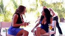 Busty Milfs Dayton Raines & Richelle Ryan in Su... Thumbnail