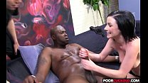 A BBC For HotWife Veruca James While Cuckold Watching thumbnail