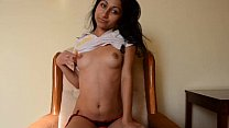 Petite Indian Teen Playing for the cam - www.sixxxcam.com