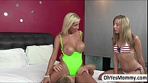 MILF Evita is cheating with Chastys boyfriend a...