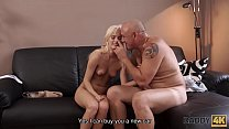 DADDY4K. Dirty-minded Candee Licious seduces bf...