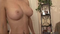 Daddy will you fuck my big tits