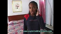Young Ebony Black Teen In Black Hardcore Porn Video