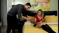 Cory Chase in Brother blackmailed his sister for sex thumbnail
