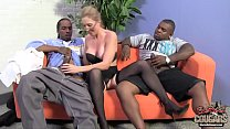 2c pron - Two black guys are in love with their granny teacher thumbnail