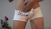 Young Thailand Babe Fingering