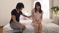 Japanese housewife, Noeru Mitsushima is fixing her sex life, uncensored