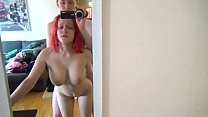 Redhead quivers out of control - Amadani