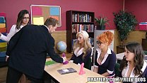 Brazzers - Sex education with Danica Dillan porn image