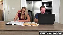 RealityKings - Sneaky Sex - (Christen Courtney) - Studyfuck preview image