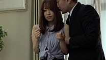 Yu Shinoda Round Ass Wife Continuously Rap*d From Behind By Her Husband's Co-worker
