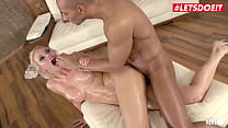 LETSDOEIT - #Kitana Lure #Tony Brooklyn - Huge Cock Lover Dominates And Gives Rough Anal To A Sexy Tight Ass Russian Babe