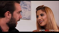 Sexy Latina Cougar Wife Mercedes Carrera Cheats... thumb