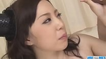 Ayane Okura demolished by two hunks in perfect trio - More at javhd.net صورة