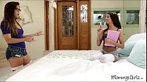 Perfect Ladies Milf Lisa With Natalie And Veronica In Trio Lesbian Sex