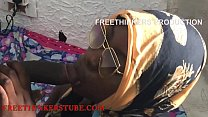 9268 Freethinkers production ghana street pick up big ass girl featuring Nana beauty preview