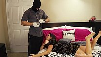 Madisin Lee & Freddie Cee in My Son the Burglar. Son duct tape and fucks mom Preview