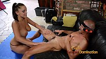 Wide Hipped Lisa Ballbusting A Freak preview image