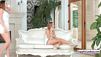 Sapphic Erotica Lesbians Free movie from www.SapphicLesbos.com 15 - Download mp4 XXX porn videos