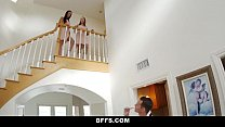 bridesmaid orgy quickie before wedding & janet mason milf thumbnail