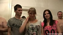 Download video bokep GIRLFRIEND AND HER SISTER GET FUCKED AT CZECH G... 3gp terbaru