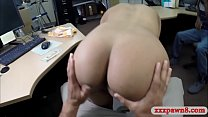 Black bf let the pawn man fuck his gf at the pawnshop Preview