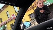 POV Titty Blowjob In Public Featuring Suzie The...