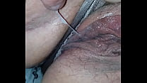 Cheating bbw wife came home cum filled