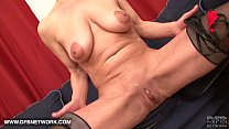 Mature Rough Double Fucked Likes Big Black Cocks In Pussy And Hard Anal thumbnail