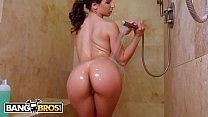 BANGBROS - Abella Danger Receives ANAL From Mandingo And His Big Black Cock