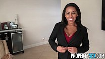 PropertySex - Busty real estate agent uses tits and ass to sell house Vorschaubild