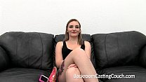 18 y o ANAL LOVING teen assfucked on casting couch! Vorschaubild