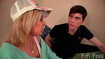 Son Impregnates Mom - Payton Hall