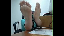 very sexy sole  feet