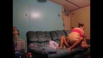 Sister Brazzers - Nasty wife gets fucked with legs behind head & riding playing with balls thumbnail