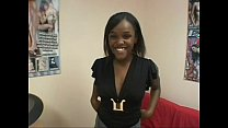 ebony chick keeps squirting over and over thumbnail
