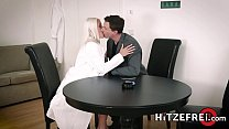 HITZEFREI Real life German sex doll is ready to please thumbnail