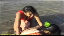 indian sex orgy on the beach Image