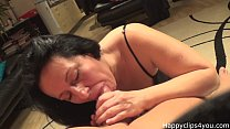Stepmom sucking so good...