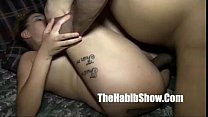 she cant handle the 14 inch monster dick Preview