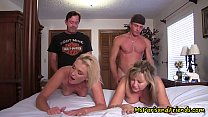 """7817 Ms Paris and Her Taboo Tales """"Family Orgy"""" preview"""