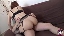 Hot Teen tries amateur and professional fuckers