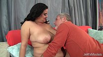 Tempting hot BBW Allision Broadway gets fucked Preview